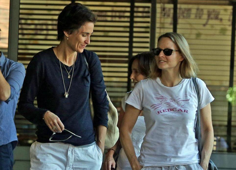 Jodie Foster sposa Alexandra Hedison: le nozze segrete in California