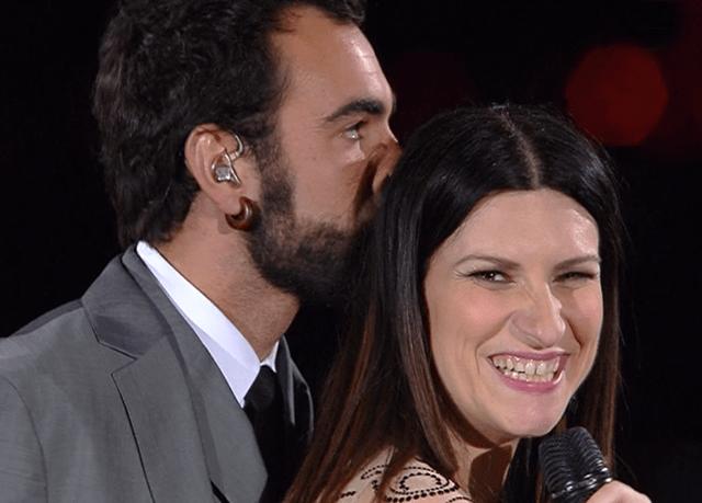 Laura Pausini a Taormina 2014