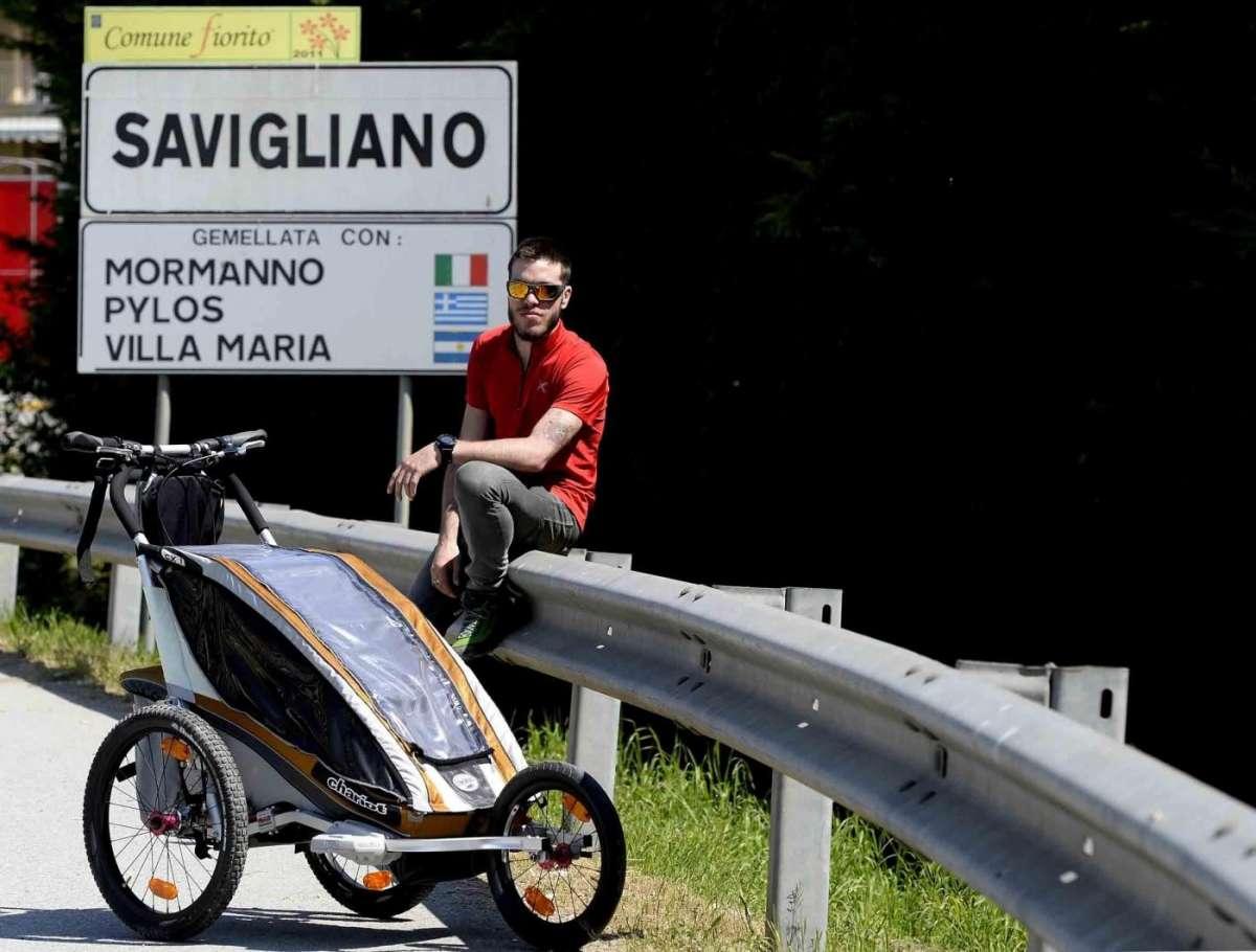 Mattia Miraglio e il giro del mondo a piedi in solitaria: 50000 km in 5 anni