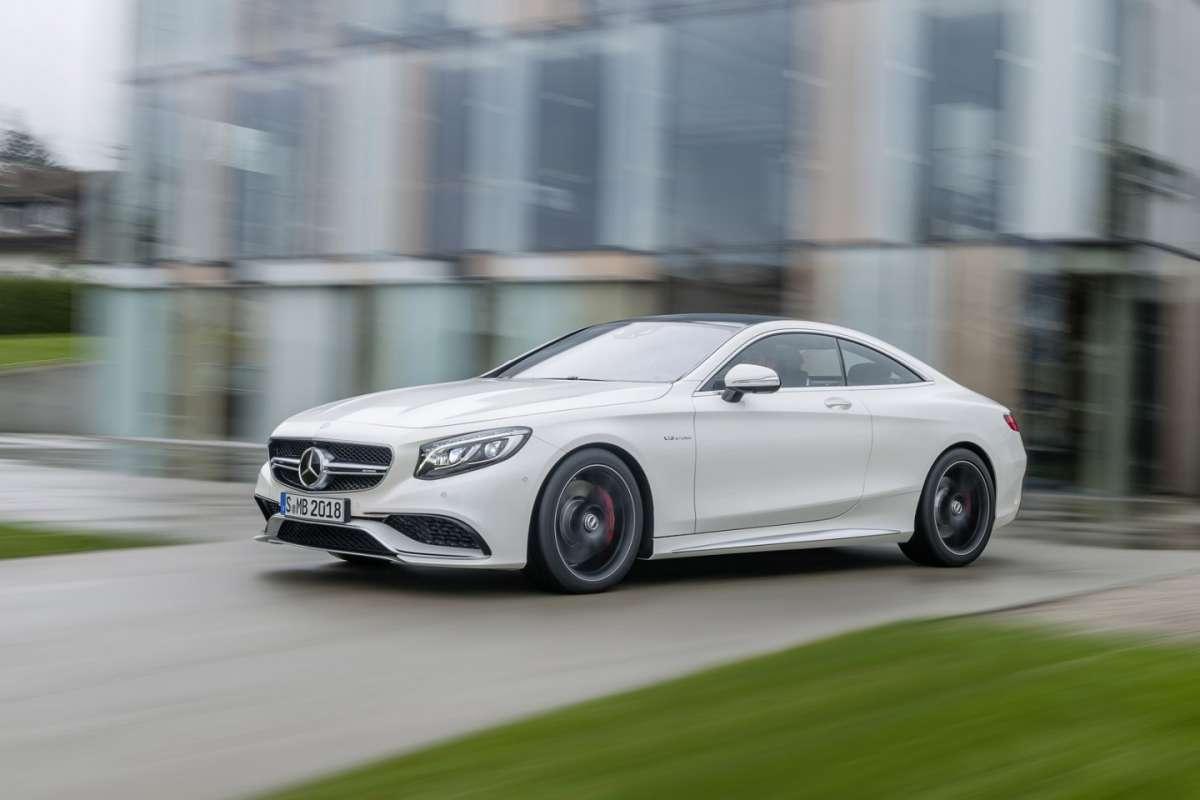 Mercedes S63 AMG Coupé 2014: prezzo e scheda tecnica