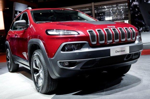 Jeep Cherokee 2014: prezzo, dimensioni e uscita in Italia
