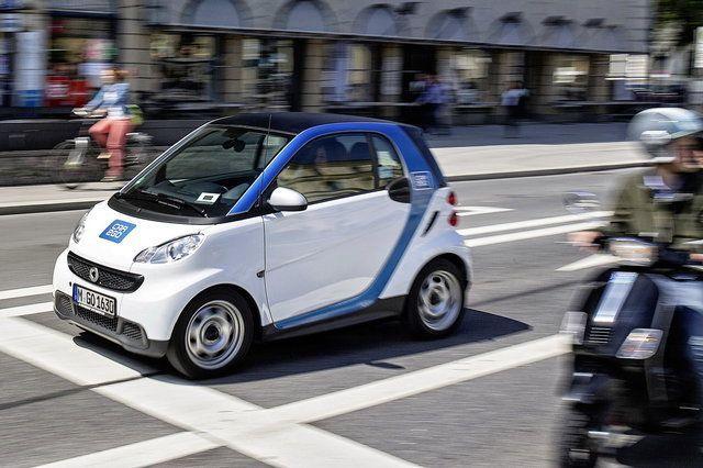 Car sharing: cos'è, come funziona e significato