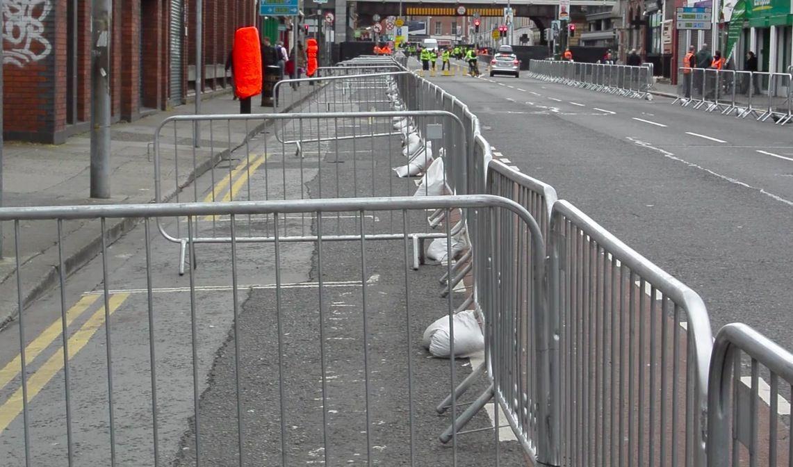Perché il Giro d'Italia è andato a Dublino?
