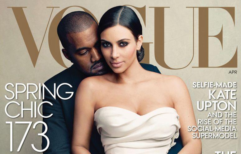 Kim Kardashian e Kanye West sposi