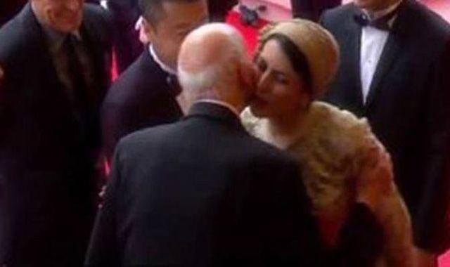 Leila Hatami bacio