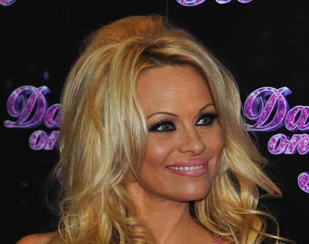 Pamela Anderson attrice