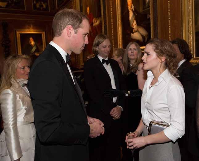 Il Principe William e il galà benefico con vip e star, grande assente Kate