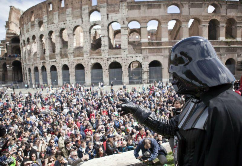 Star Wars Day 2014: l'Italia e il mondo in festa