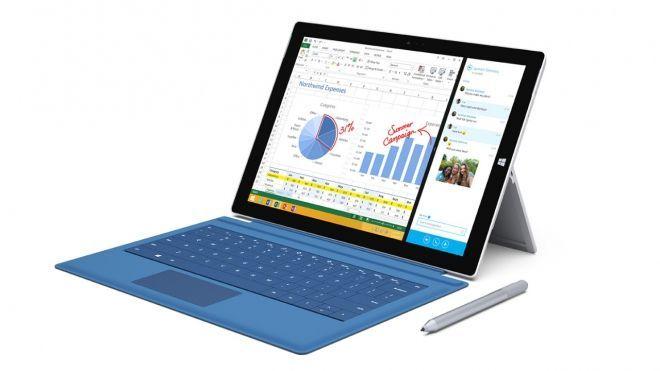 Microsoft Surface Pro 3 in uscita in Italia: la scheda e i tutti prezzi