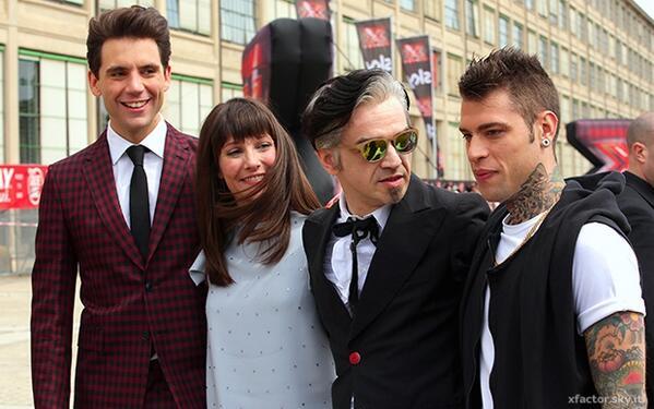 X Factor 8, i giudici: Fedez, Victoria Cabello, Mika e Morgan confermati da Sky