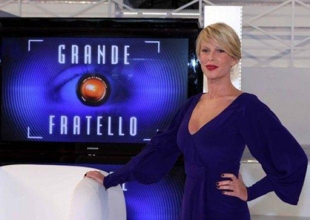 Alessia Marcuzzi presentatrice Grande Fratello 13