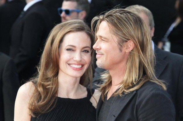 Angelina Jolie su Brad Pitt: 'Non pensavo di trovare l'uomo giusto'