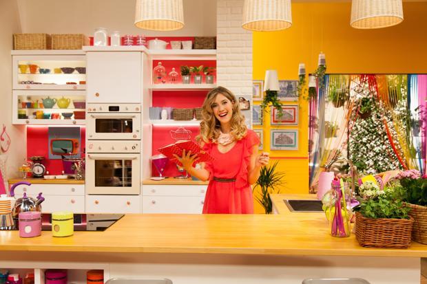 Zia Angie, nuovo programma di cucina Angie e Le ricette di Violetta