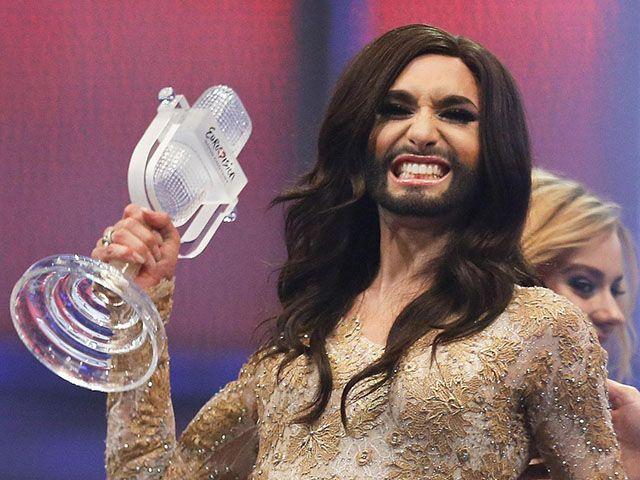 Eurovision Song Contest 2014 vince Conchita Wurst