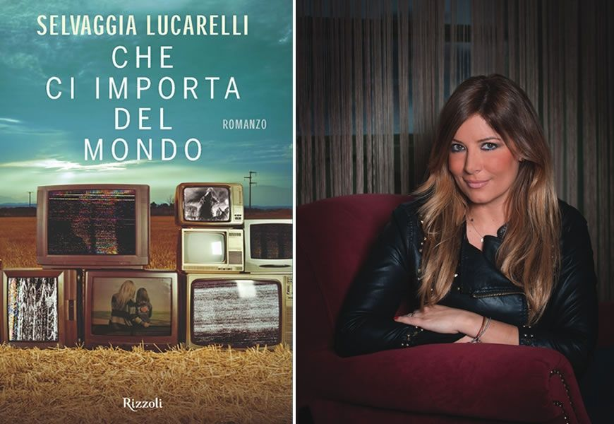 Selvaggia Lucarelli, Che ci importa del mondo: il libro dell'opinionista più seguita del web