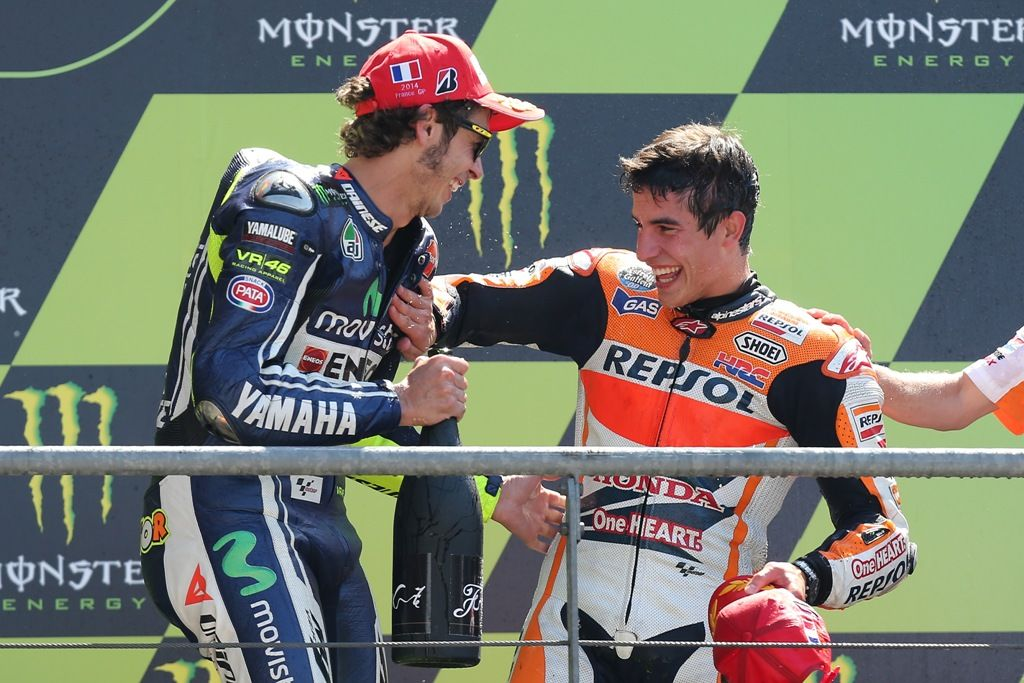 MotoGP Le Mans 2014, la gara: Marquez vince in rimonta, Rossi 2°
