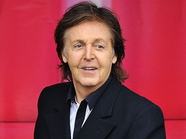 Paul McCartney malato