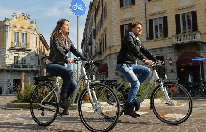 "Peugeot Hybrid Bike: la gamma di biciclette ""eco-friendly"""