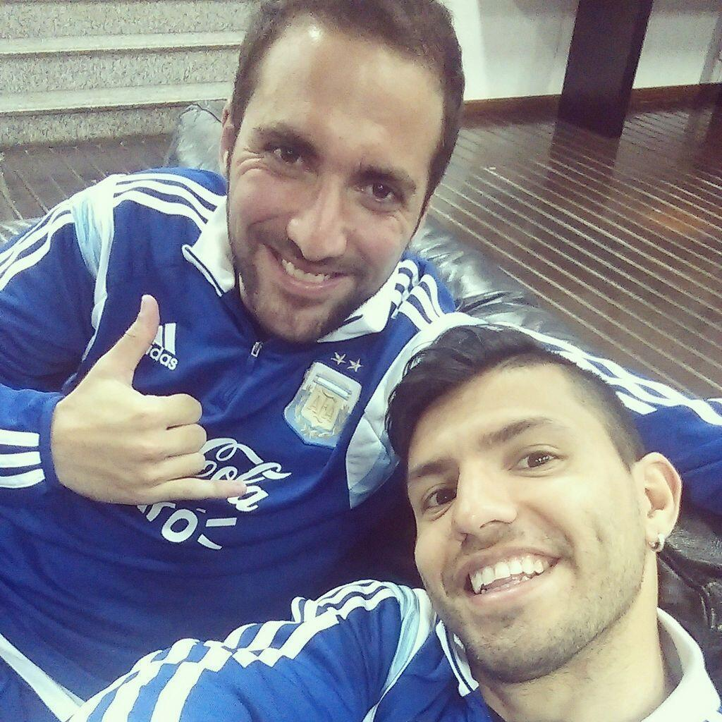 Mondiali Brasile 2014: selfie più belle delle squadre