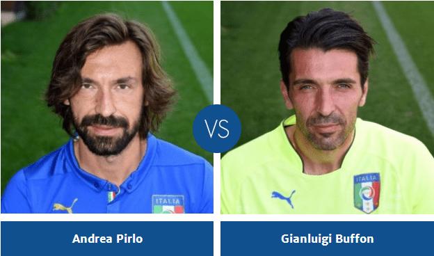 Giocatori italiani più forti: vota il migliore calciatore dei Mondiali 2014