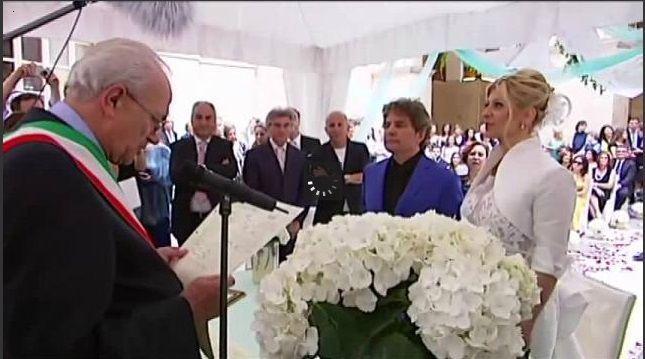Fausto Leali si sposa