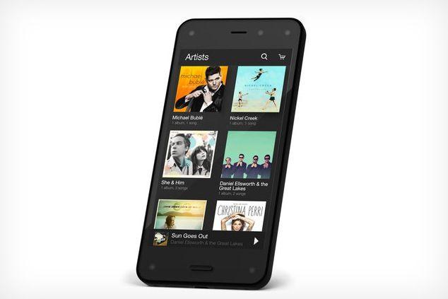 Fire Phone, lo smartphone Amazon: caratteristiche, prezzo e uscita