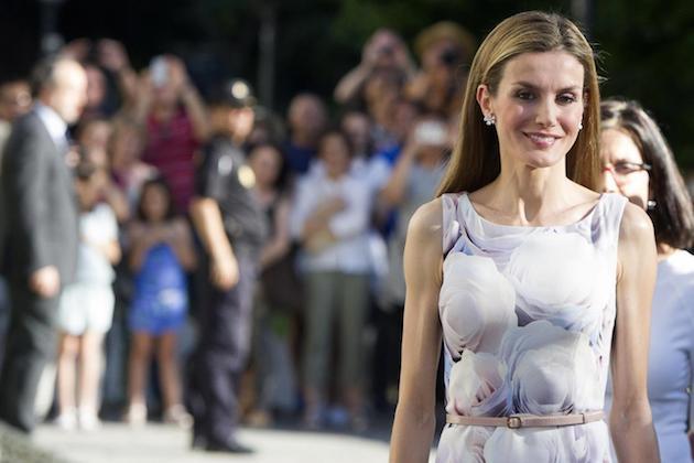 Letizia Ortiz Regina di Spagna: prima uscita pubblica senza Felipe