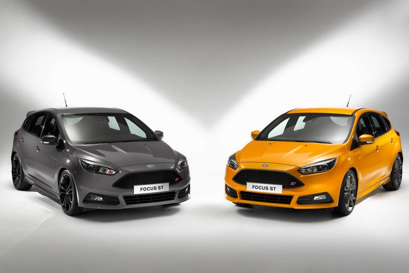 Ford Focus ST 2015: dati tecnici, motori e caratteristiche