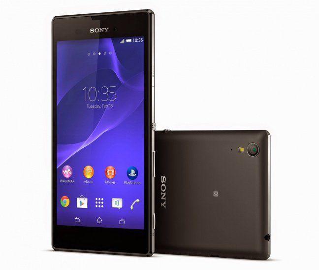 Sony Xperia T3: scheda tecnica, uscita e prezzo