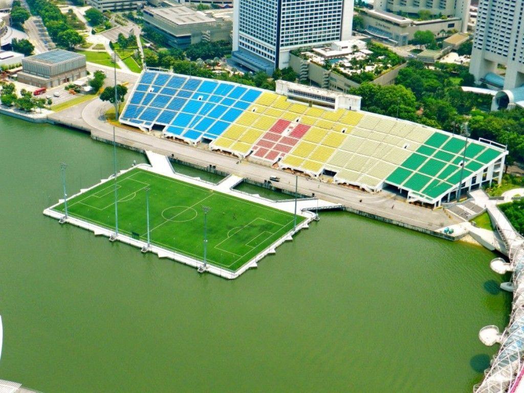Stadi più strani del mondo: da Rio a Tokyo