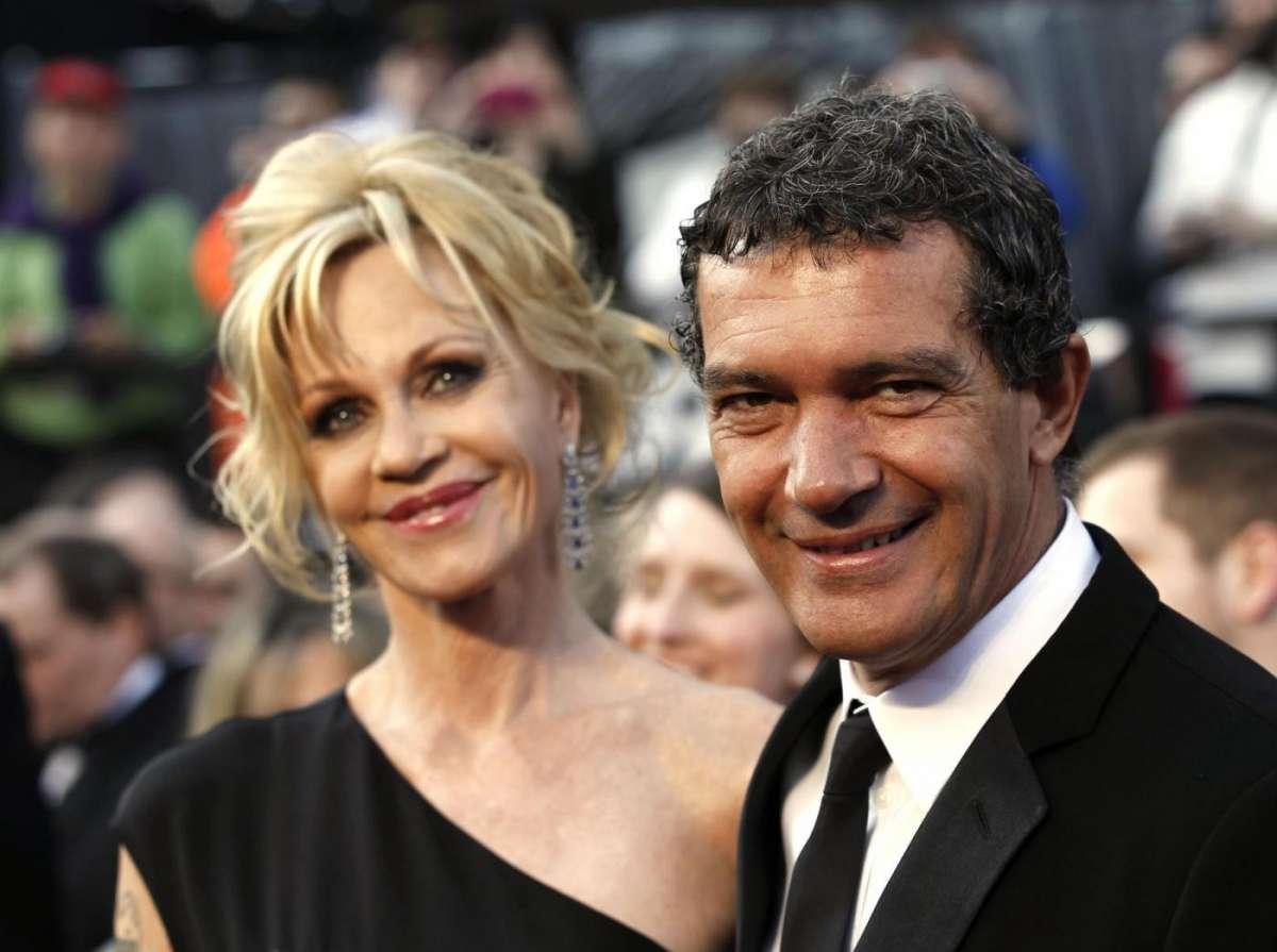 Melanie Griffith e Antonio Banderas: divorzio a causa di Mallika Sherawat