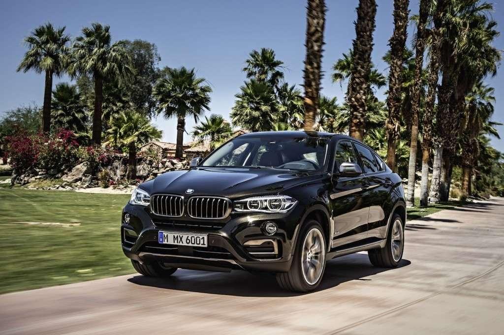 BMW X6 2015: caratteristiche, motori e scheda tecnica
