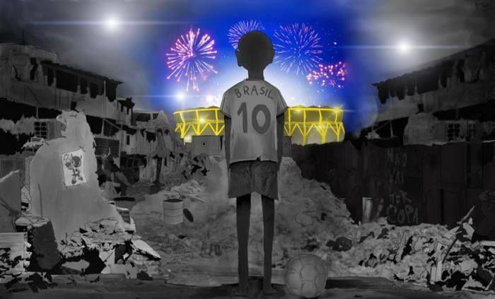 Mondiali 2014: Brasile più povero e più represso per colpa del torneo di calcio