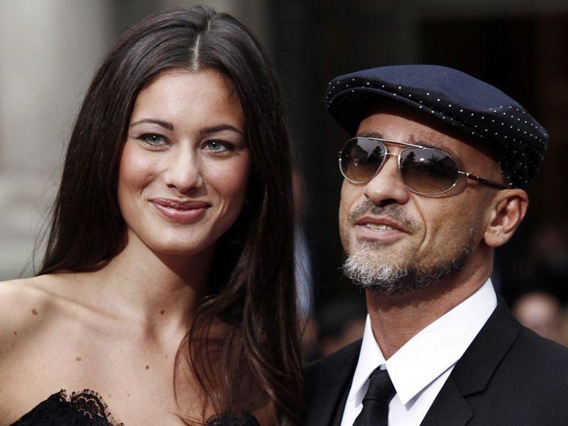 Eros Ramazzotti e Marica Pellegrinelli sposi 2014