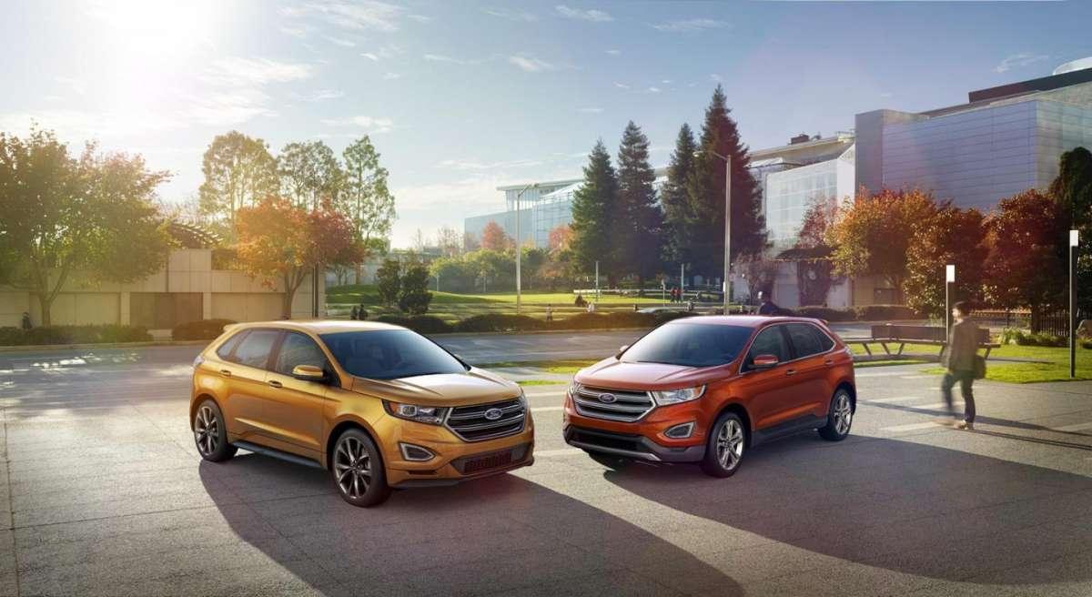 Ford Edge 2015: caratteristiche, motori e scheda tecnica