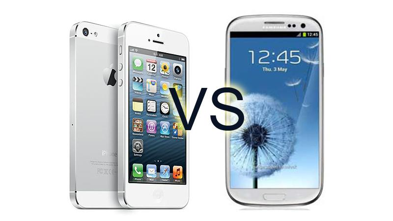 iPhone 5S vs Samsung Galaxy S4: qual è il migliore?