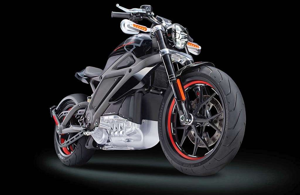 Harley-Davidson Project LiveWire: la prima Harley elettrica