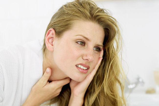 Linfonodi ingrossati: cause e sintomi