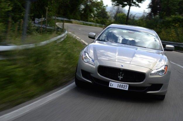Maserati Quattroporte: prova su strada, prezzi, caratteristiche