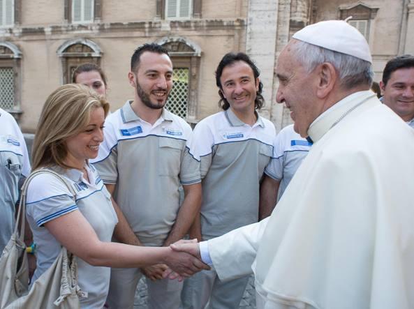 Auto di Papa Francesco: gli operai di Fiat gli regalano una Panda