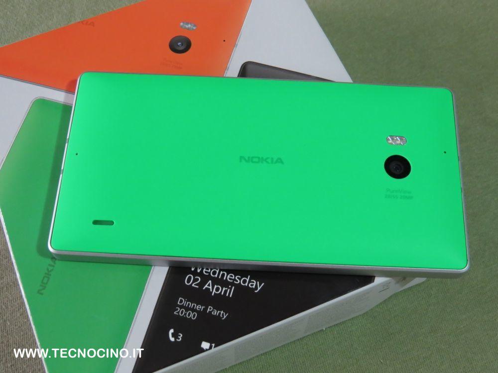 Nokia Lumia 930 recensione dell'ottimo smartphone Windows Phone
