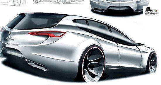 Alfa Romeo Giulia Sportwagon: render della familiare italiana