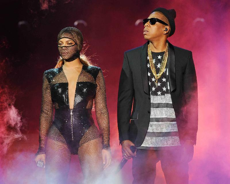 Beyonce e Jay Z in tour 150x150