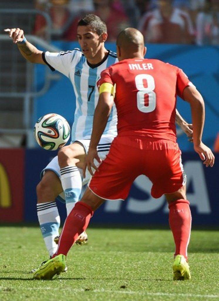 Mondiali 2014, Argentina vs Svizzera 1-0: albiceleste ai quarti grazie a Di Maria