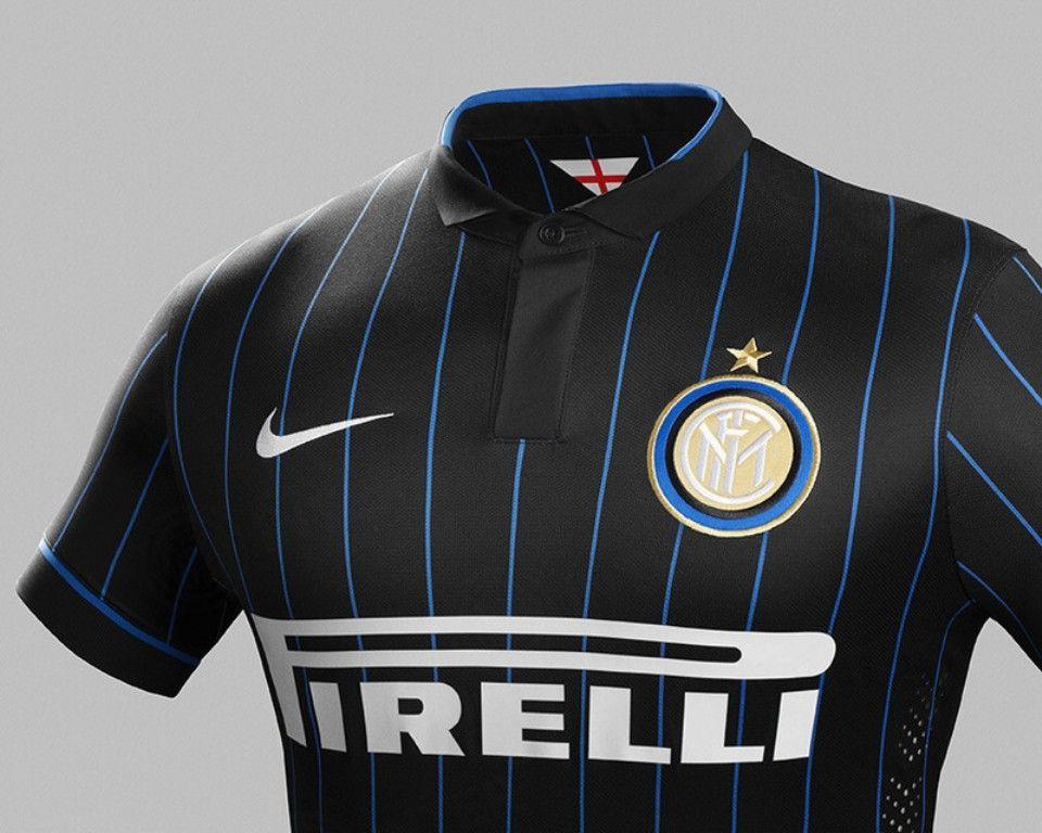 Nuova maglia Inter 2014-15: via alle strisce nerazzurre