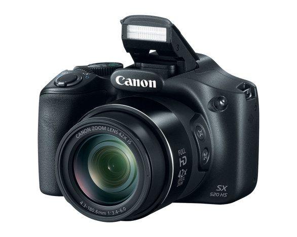 Canon PowerShot SX520 HD e SX400 IS: le fotocamere bridge per l'estate