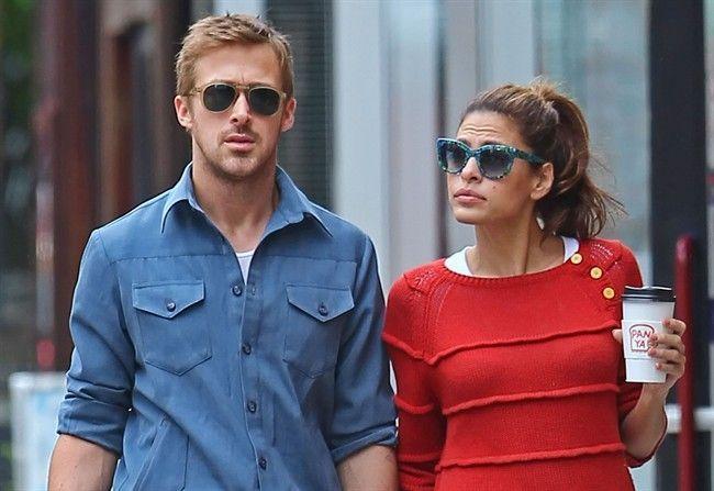 Eva Mendes incinta di Ryan Gosling, ma il matrimonio non si farà