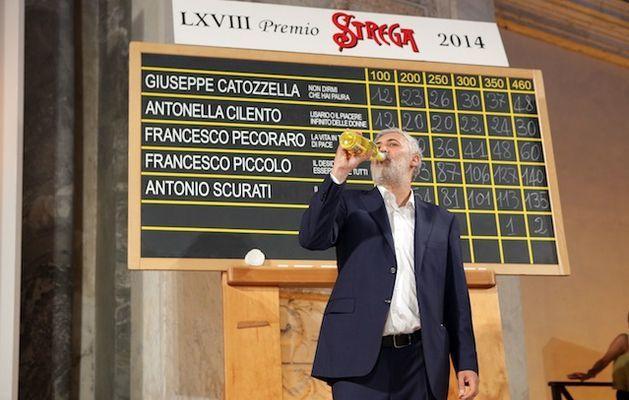 Premio Strega 2014, il vincitore è Francesco Piccolo con Il desiderio di essere come tutti