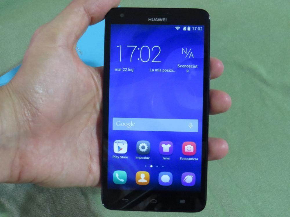 Huawei Ascend G750: recensione completa dello smartphone