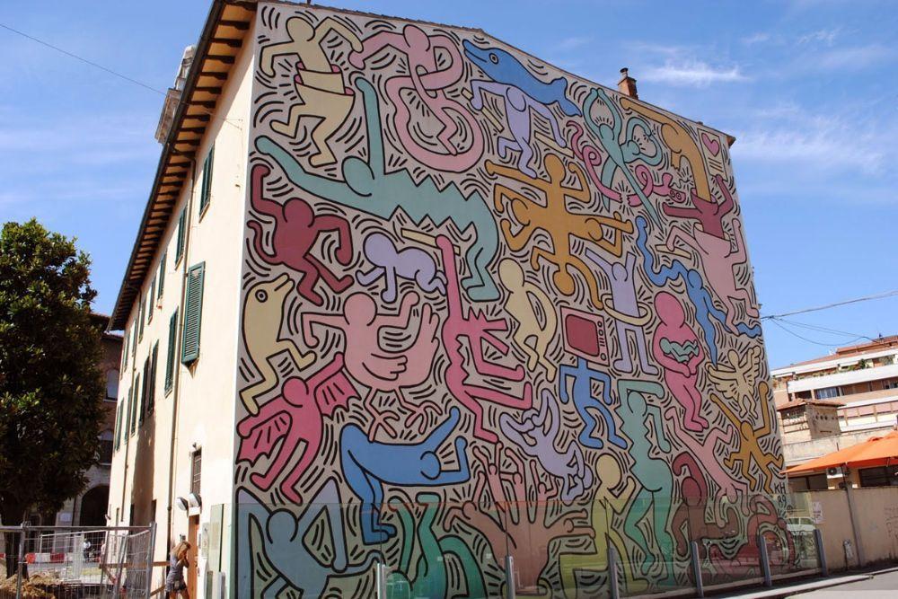 Pisa capitale della Street Art con la mostra 'Indoor Outdoor'